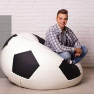 Кресло-мяч черно-белый (цветной)